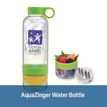AquaZinger Water Bottle