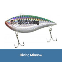 Diving Minnow