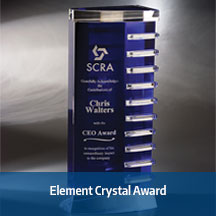 Element Crystal Award