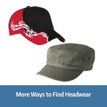 Headwear Search
