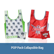 POP Pack Collapsible Bag
