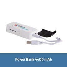 Power Bank 4400 mAh