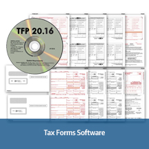 Tax Forms Software